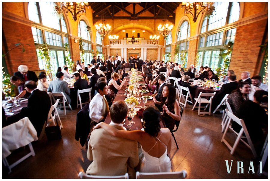 Columbus Park Refectory Wedding, Chicago IL Chicago