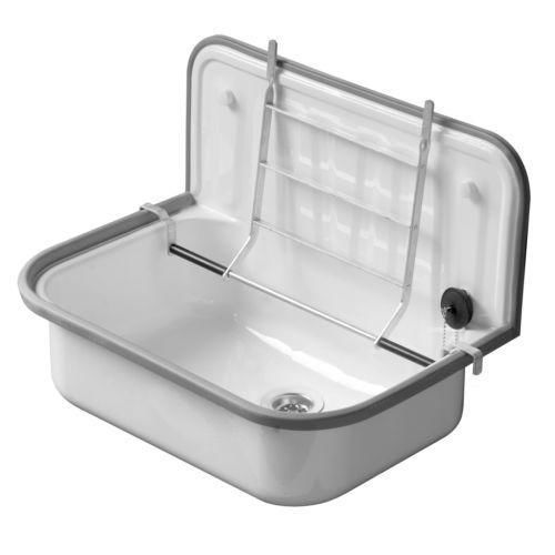 Ausgussbecken Emailliert Bad  Küche eBay HWR Pinterest eBay - handtuchhalter für küche