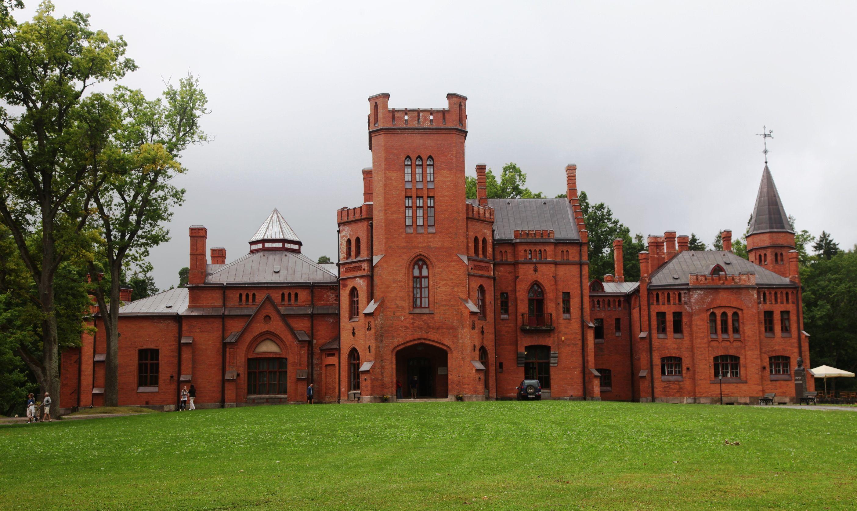 Sangaste loss castle estonia castles uk pinterest castles