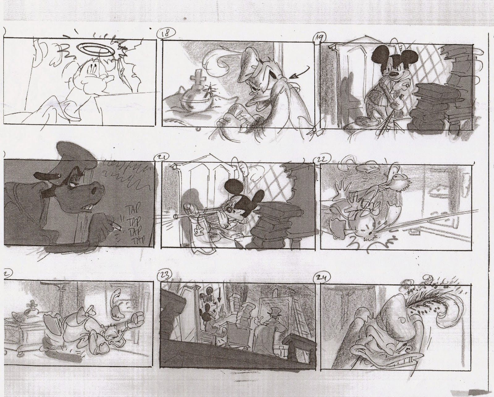 Deja View  Famous Dutch Comic Artist Daan Jippes
