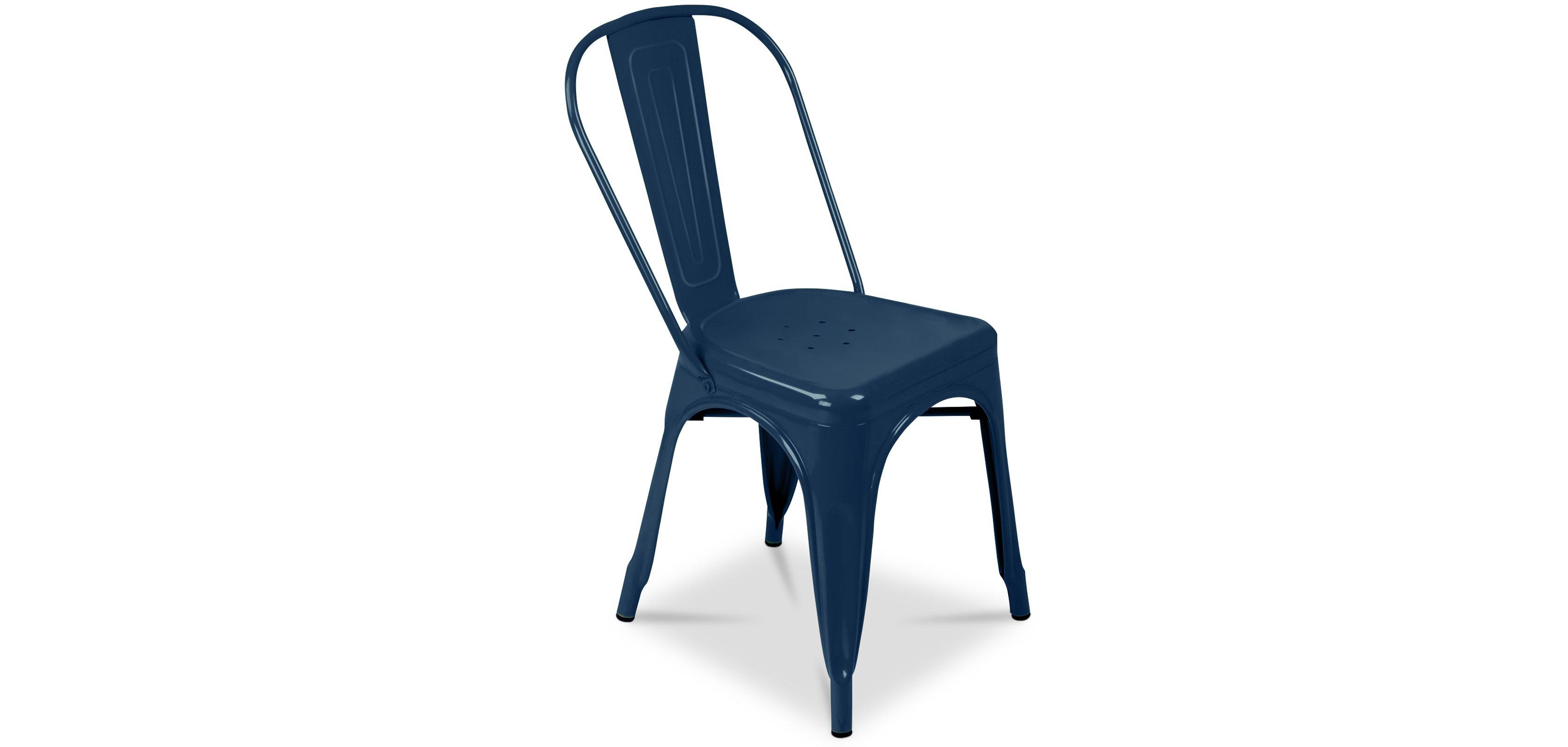 Chaise Tolix Xavier Pauchard Style Metal Tolix Chair Metal
