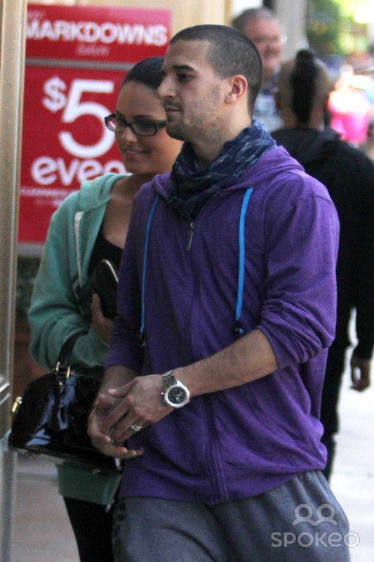 Is pia toscano noch Dating-Mark-Ballas