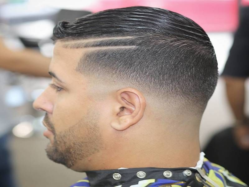 Cool Double Line Haircut Check More At Https Hairstylesformen Club Double Line Haircut