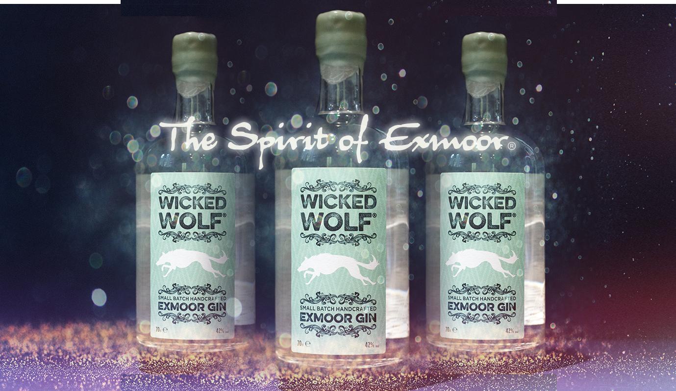 Wicked Wolf Gin | Stuff I like | Pinterest