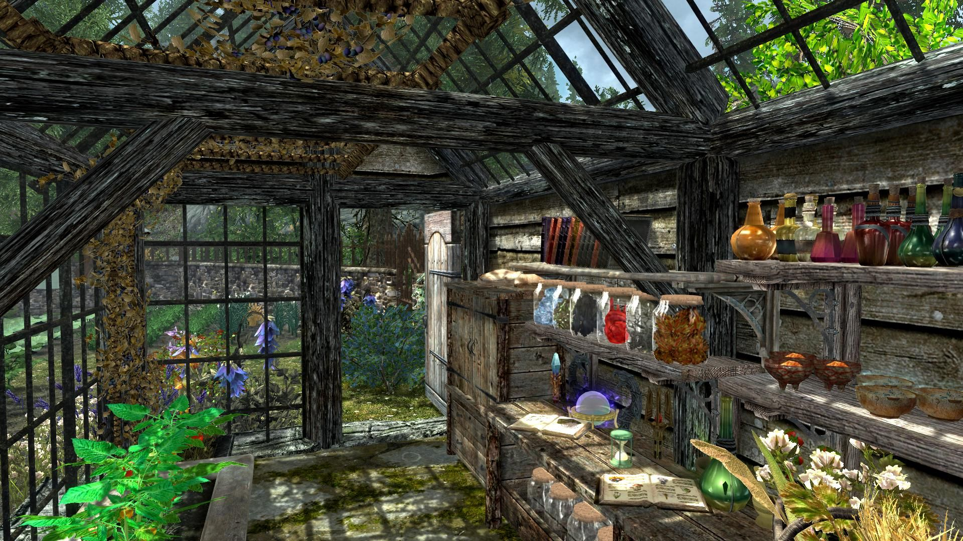 Bridge Farm At Skyrim Nexus Mods And Community Skyrim House Mods Skyrim House Skyrim