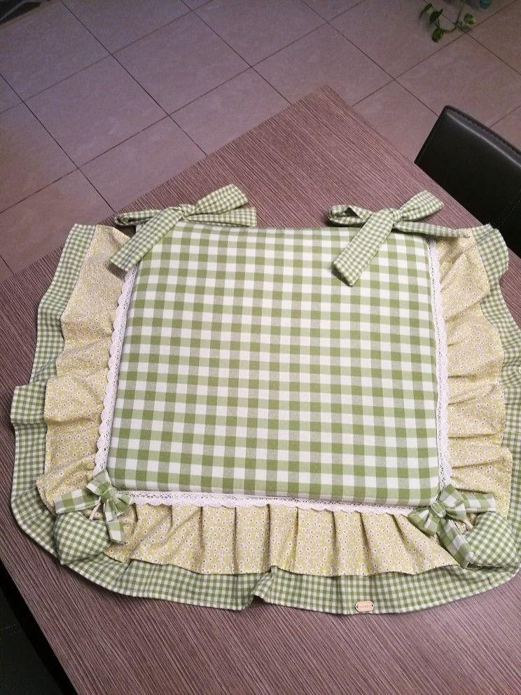 Cuscini Cucina.Pin Di Maria Su Hogar Cuscini Per Sedia Cuscini E Copri Sedia