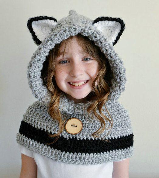 hooded scarf pattern - Pesquisa Google | Croche e Trico - bebes e ...