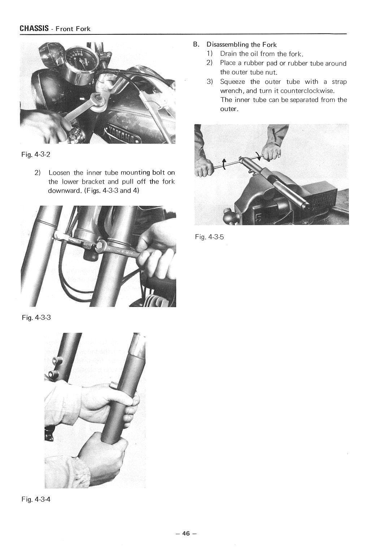 Yamaha Workshop Manual F5 Fs1 J5 G5g
