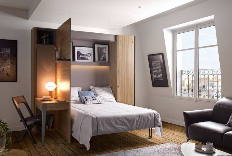 great lit relevable nocturne meubles gautier with chambre ado gautier. Black Bedroom Furniture Sets. Home Design Ideas