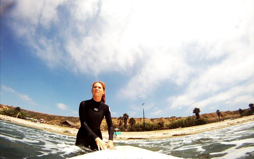 Surf to de-stress