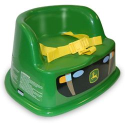 John Deere Child S Booster Seat Tbeky10036 Tommy