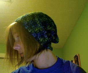 How to Crochet a Slouch Hat