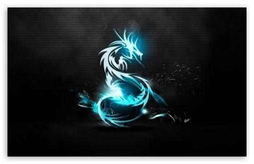 Dragon Symbol  E D A K Hd Desktop Wallpaper For K Ultra Hd Tv  E  A Wide