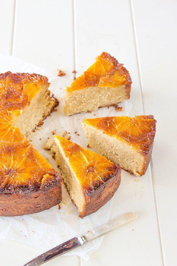 Kardemomme og orange på hovedet kage opskrift - klæbrig, duftende og absolut guddommelige!     DeliciousEveryday.com