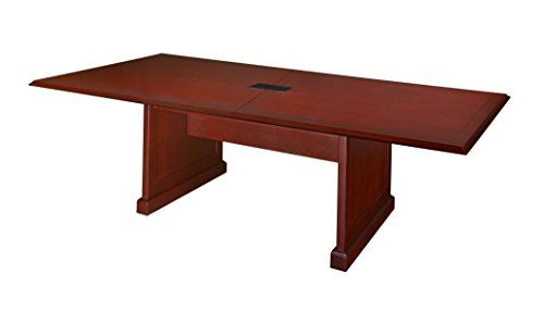 Regency Prestige 120-Inch by 48-Inch Conference Table with Power