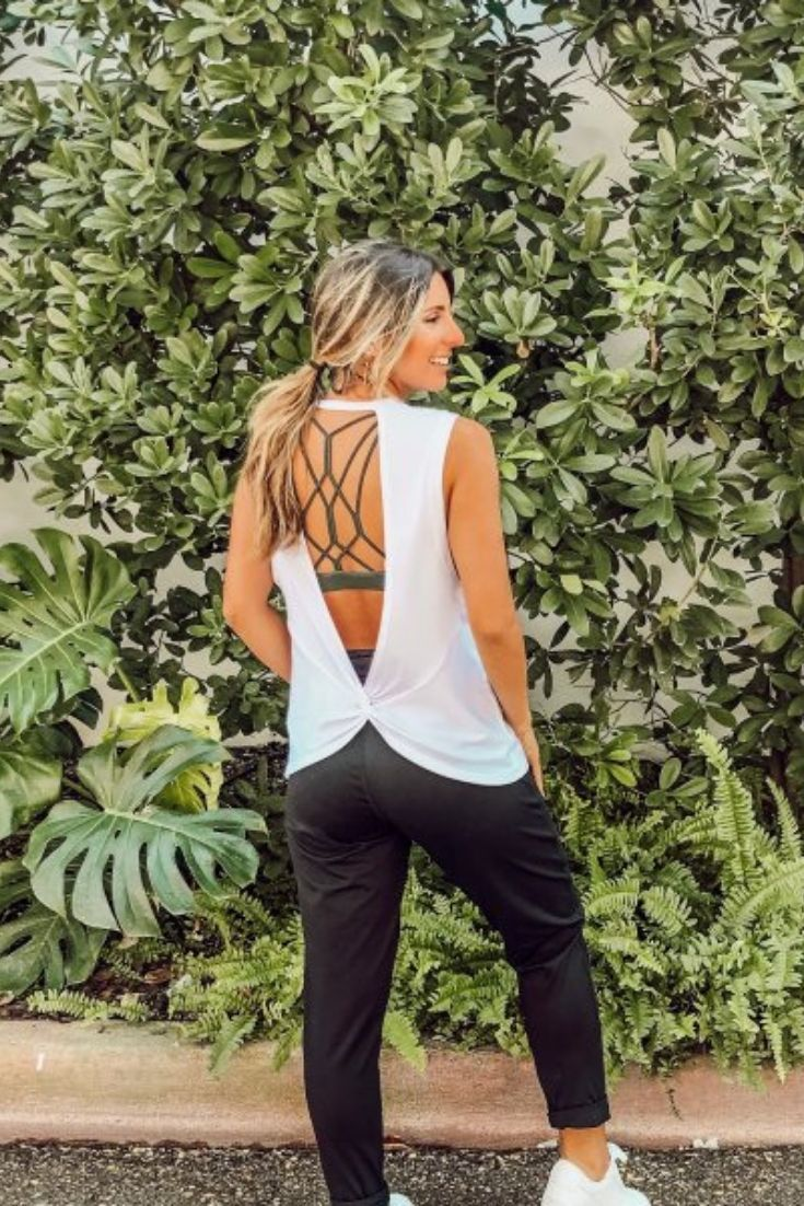 #fitness #outfit #exercise #workout #yoga #hiking #fashion