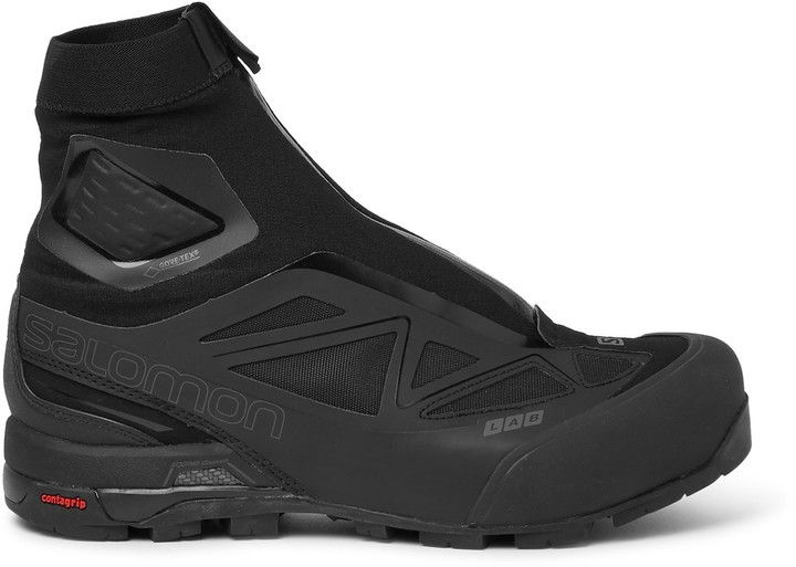 Salomon S Lab Black X Alp Gtx Mountaineering Boots