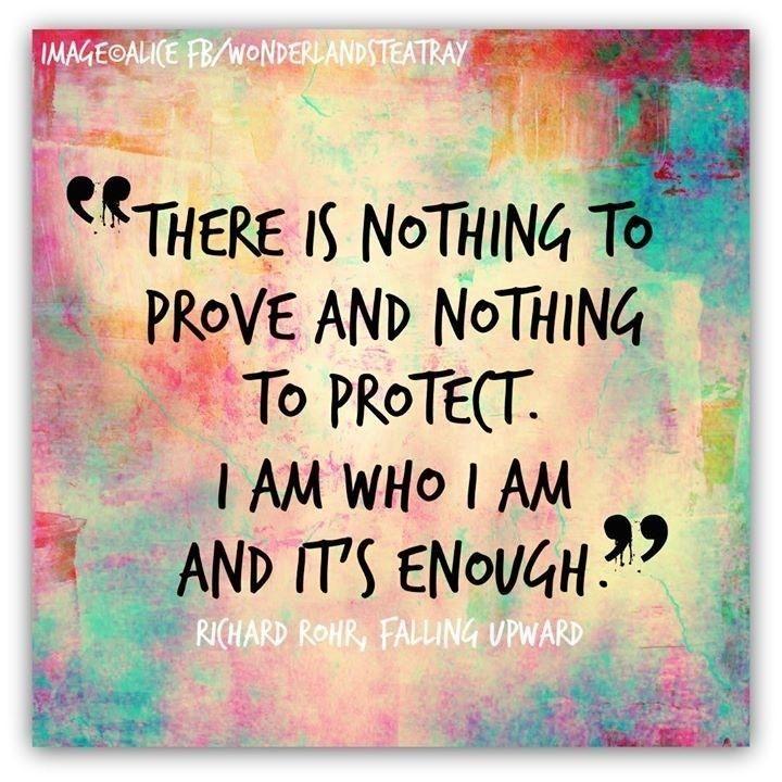 I Am Enough Quotes