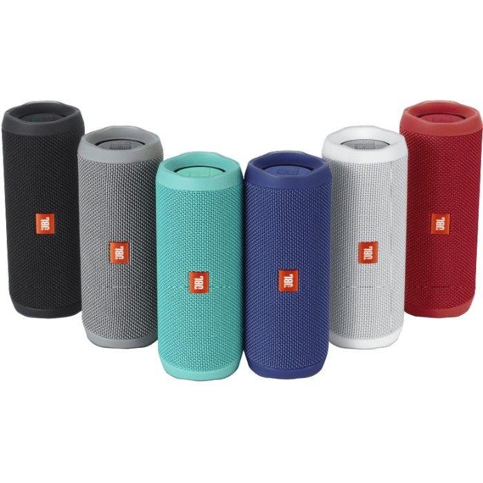Jbl Flip 4 Tragbarer Bluetooth Lautsprecher Soundbar Soundstation Wasserdicht Jbl Flip 4 Waterproof Bluetooth Speaker Bluetooth