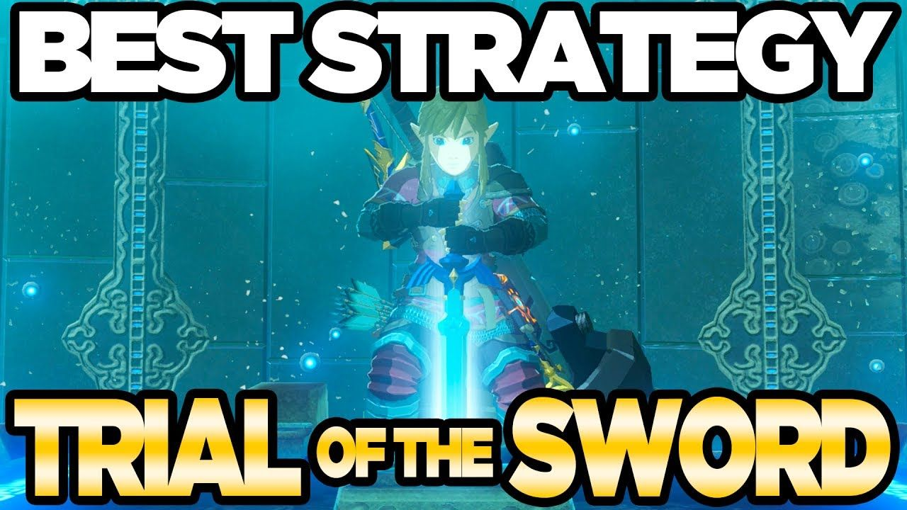 The Legend Of Zelda Breath Of The Wild The Best Strategy For