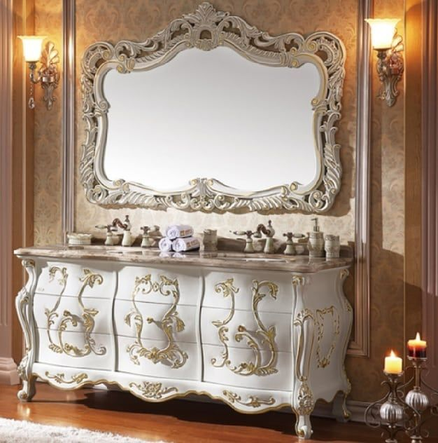 "The very beautiful ""Victoria 1750"" Vanity from @love ..."