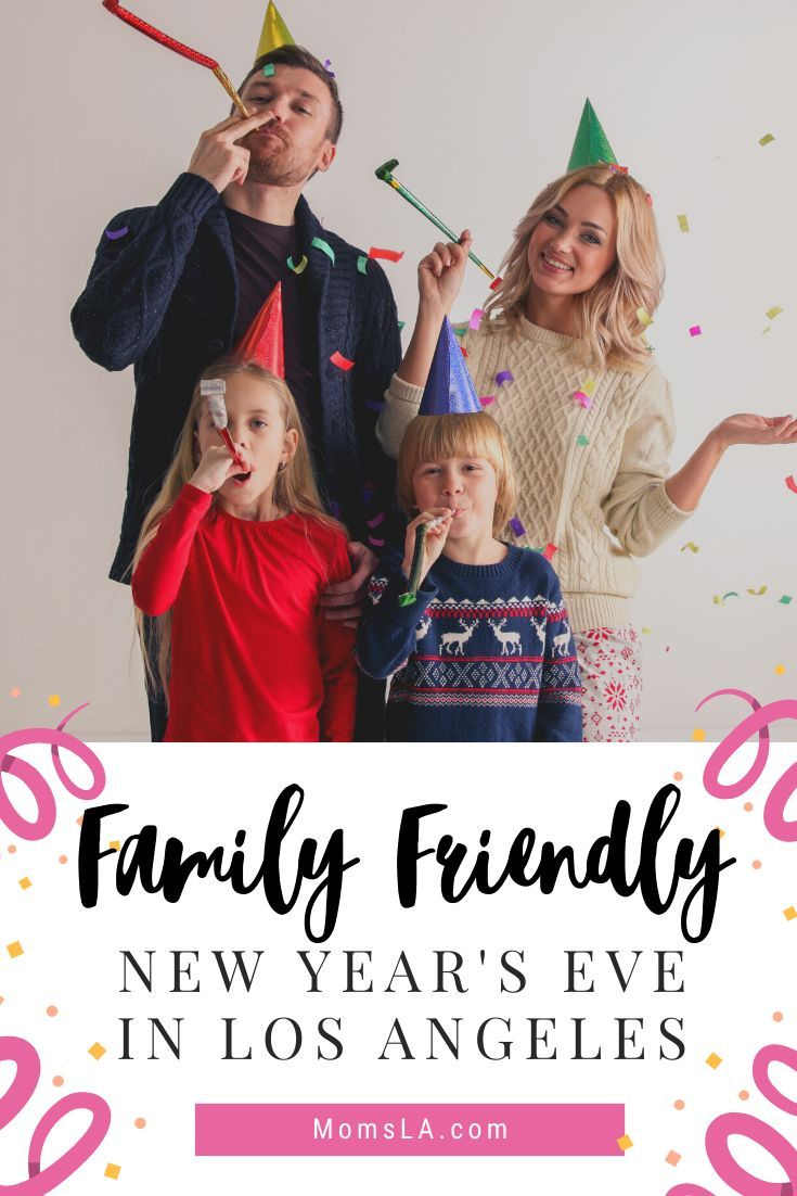 Best Things To Do on New Year's Eve For The Whole Family