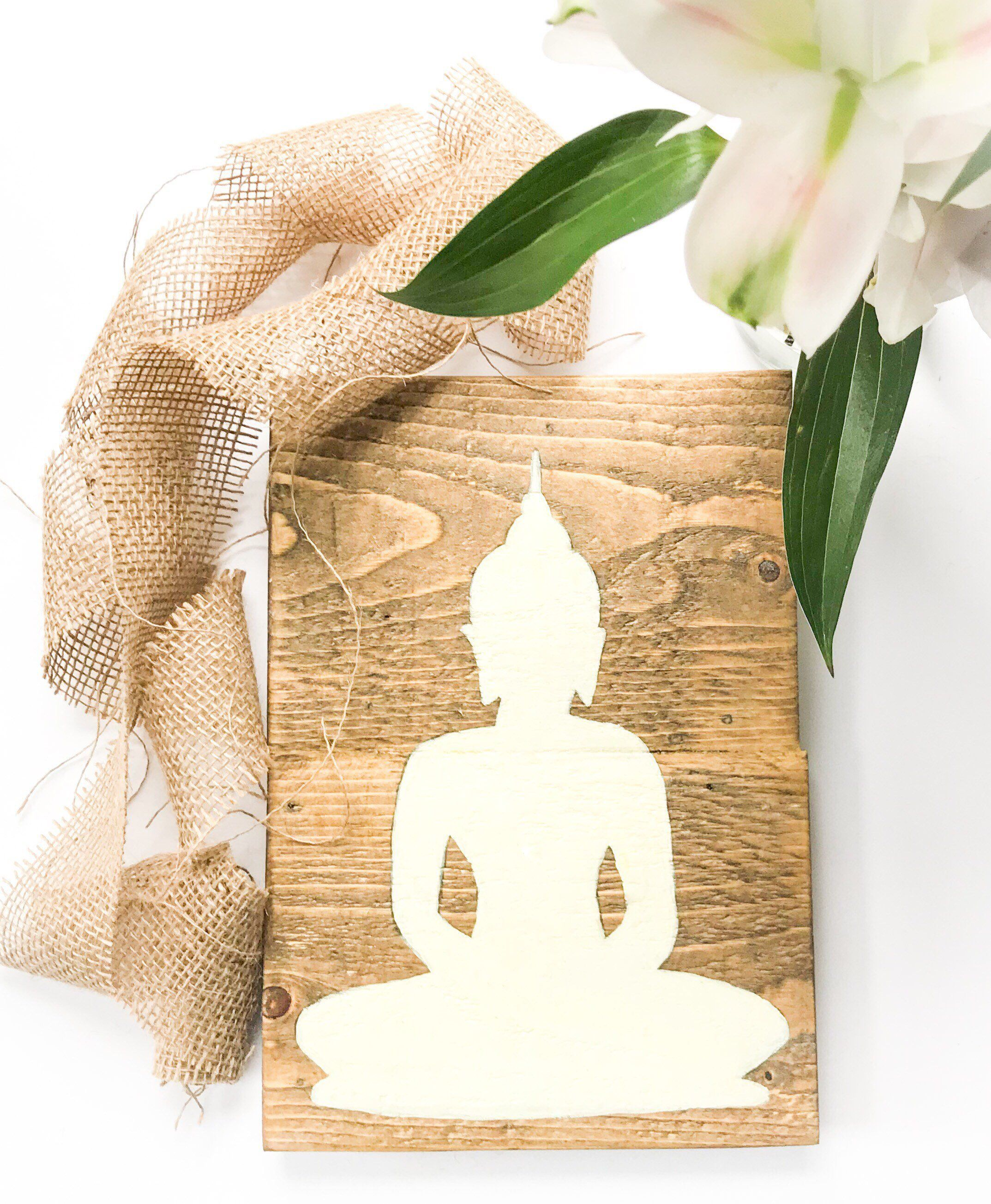 Excited to share the latest addition to my #etsy shop: Rustic Buddha ...