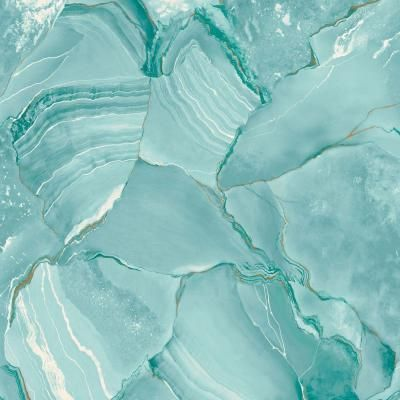 The Wallpaper Company Aqua Marble Wallpaper Textures