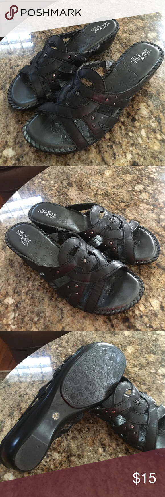 Strictly comfort sandals New very nice Shoes Sandals