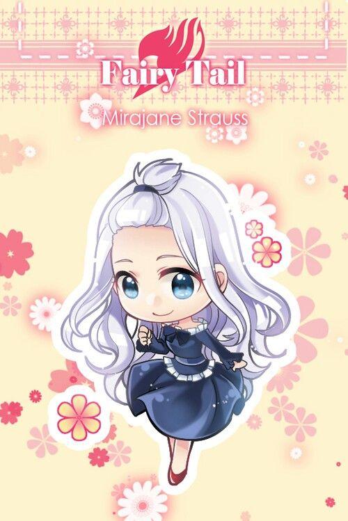 Fairy Tail Mirajane Strauss Fairy Tail Anime Fairytail Nang Tien Мираджейн штраус / mirajane strauss. pinterest