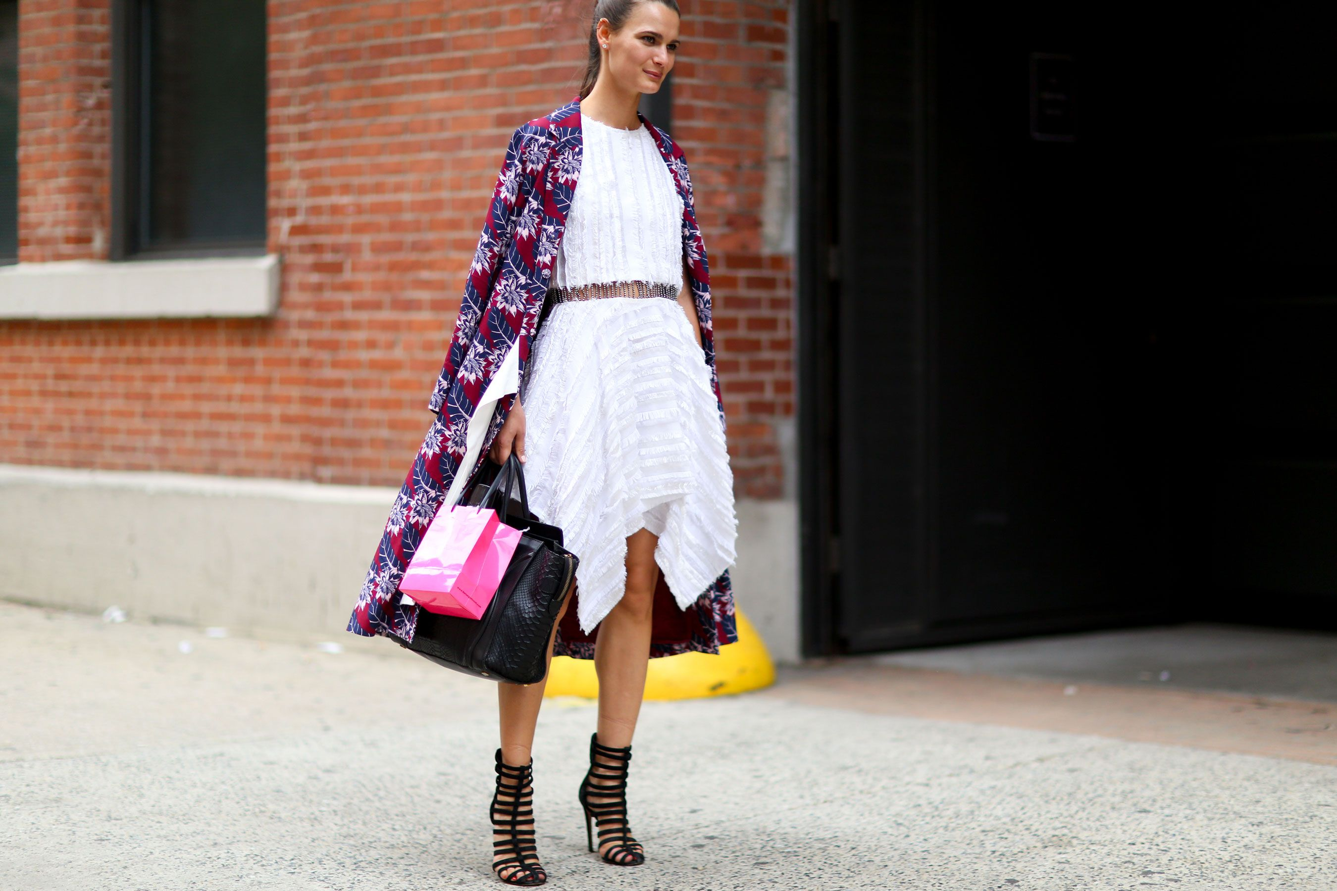 Best of New York Fashion Week Street Style from Vincenzo Grillo – The Impression