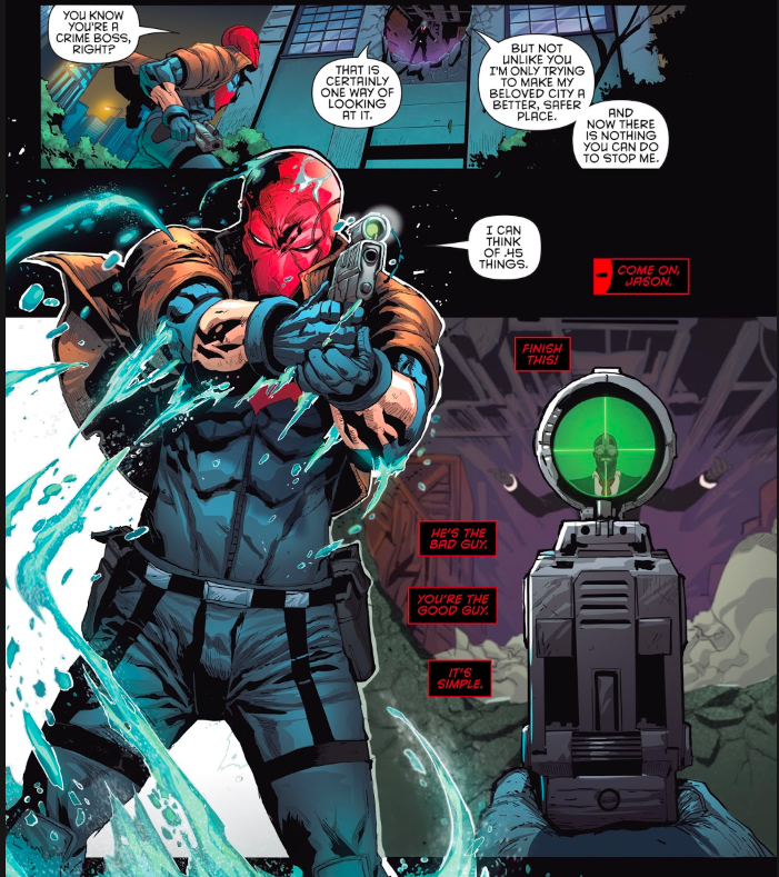 Red Hood and the Outlaws (2016) Issue #25 - Read Red Hood