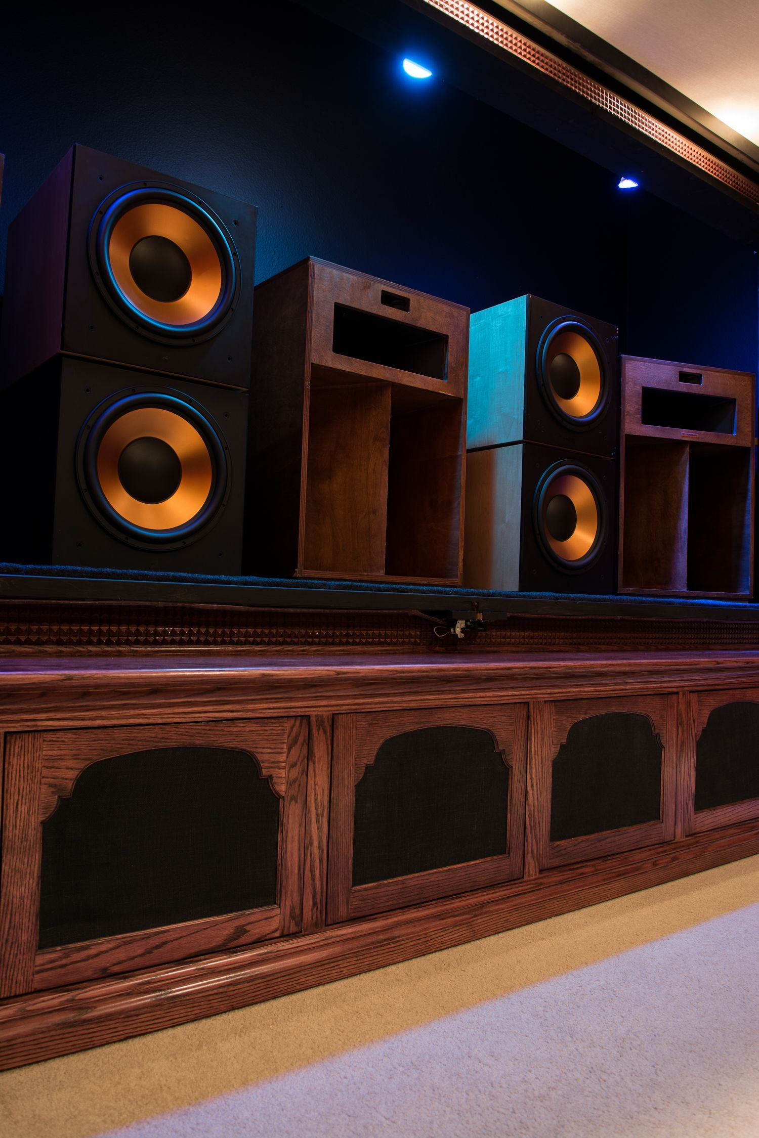 hight resolution of michael stevens la scala home theater build 3 home cinema room home theater rooms