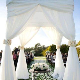 wedding ceremony idea - California Weddings At:  http://www.FresnoWeddings.Net/