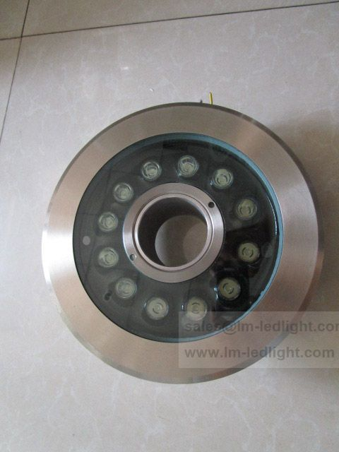 12w Pool Light Stainless Steel Lamp Body Ip68 Waterproof 12v 24v Underwater Lights Stainless Steel Lamps Steel Lamp