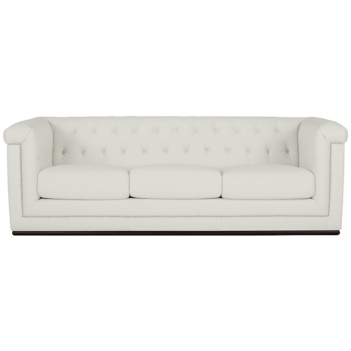 Awesome Blair White Microfiber Sofa Living Room Sofas City Unemploymentrelief Wooden Chair Designs For Living Room Unemploymentrelieforg