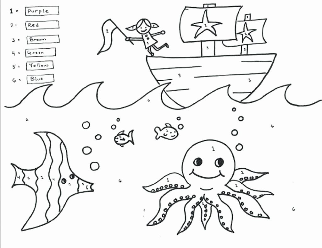 Coloring Activities For 3rd Grade