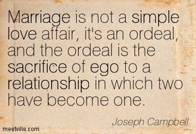 Marriage Love Quotes Custom Quotes About Sacrifice In Marriage  Love Relationship Simple