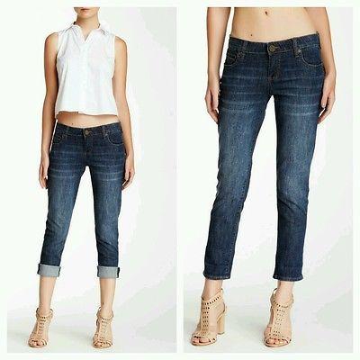 KUT FROM THE KLOTH Katy Boyfriend Jeans Size 6 Womens Jeans ...