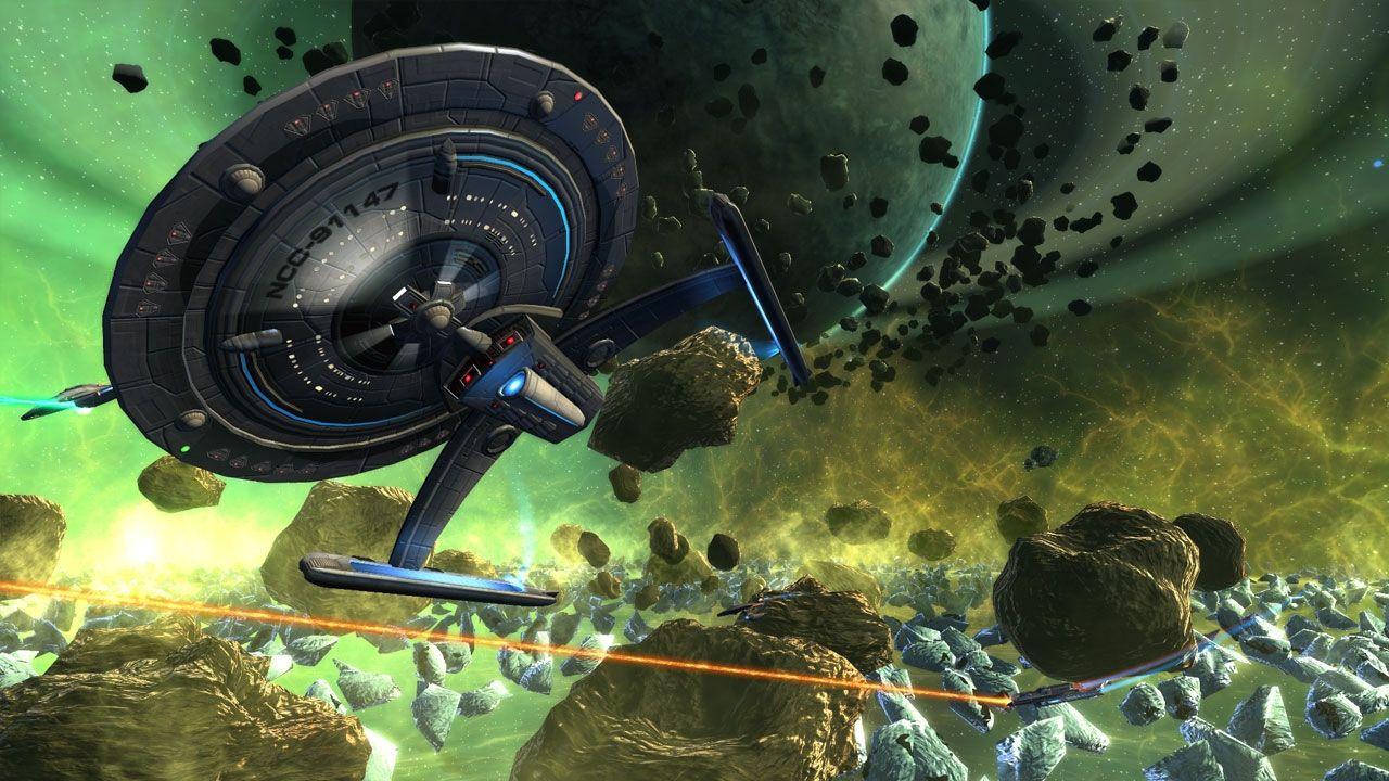 Star Trek Online für Mac ist live  Die Mac-Version des kostenlosen MMORPGs Star Trek Online ist erschienen.  Ab sofort können Mac-User Als Captain der Föderation, der Klingonen oder Romulaner abheben und spannende Abenteuer im Weltall erleben. Ihr kommandiert ein eigenes Raumschiff, kämpft in Raumschlachten oder beamt euch auf  ...