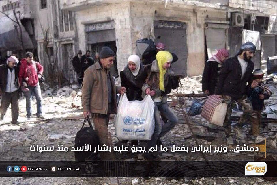 Orient أورينت On Instagram تواصل قوات الأسد محاصرة المناطق المحررة في ريف حمص الشمالي عبر سلسلة عمليات القصف والقتل الممن Instagram Posts Orient Instagram