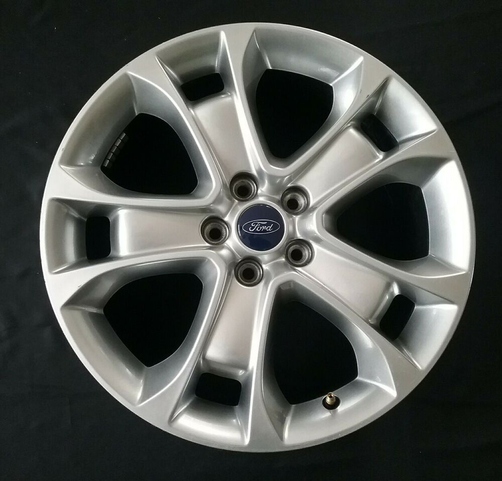 Advertisement Ebay 2013 2016 Oem Ford Escape 18 Silver Alloy Wheel Rim Center Cap W47 With Images Alloy Wheel Rim Wheel Rims Alloy Wheel