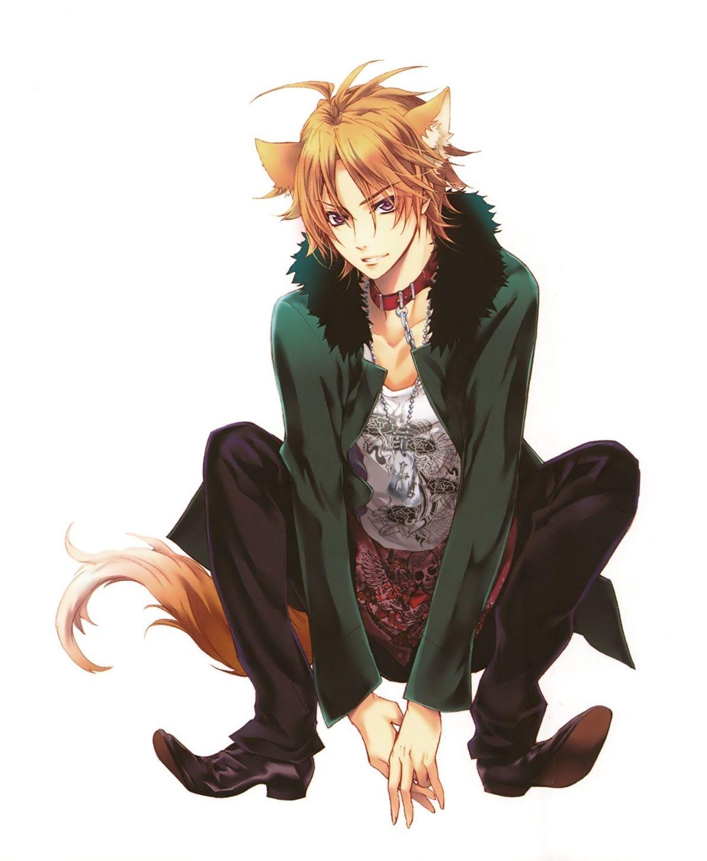 Junketsu + Kareshi (aka He's My Only Vampire)