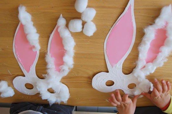 Mascara conejo jn baby - Mascaras para carnaval manualidades ...