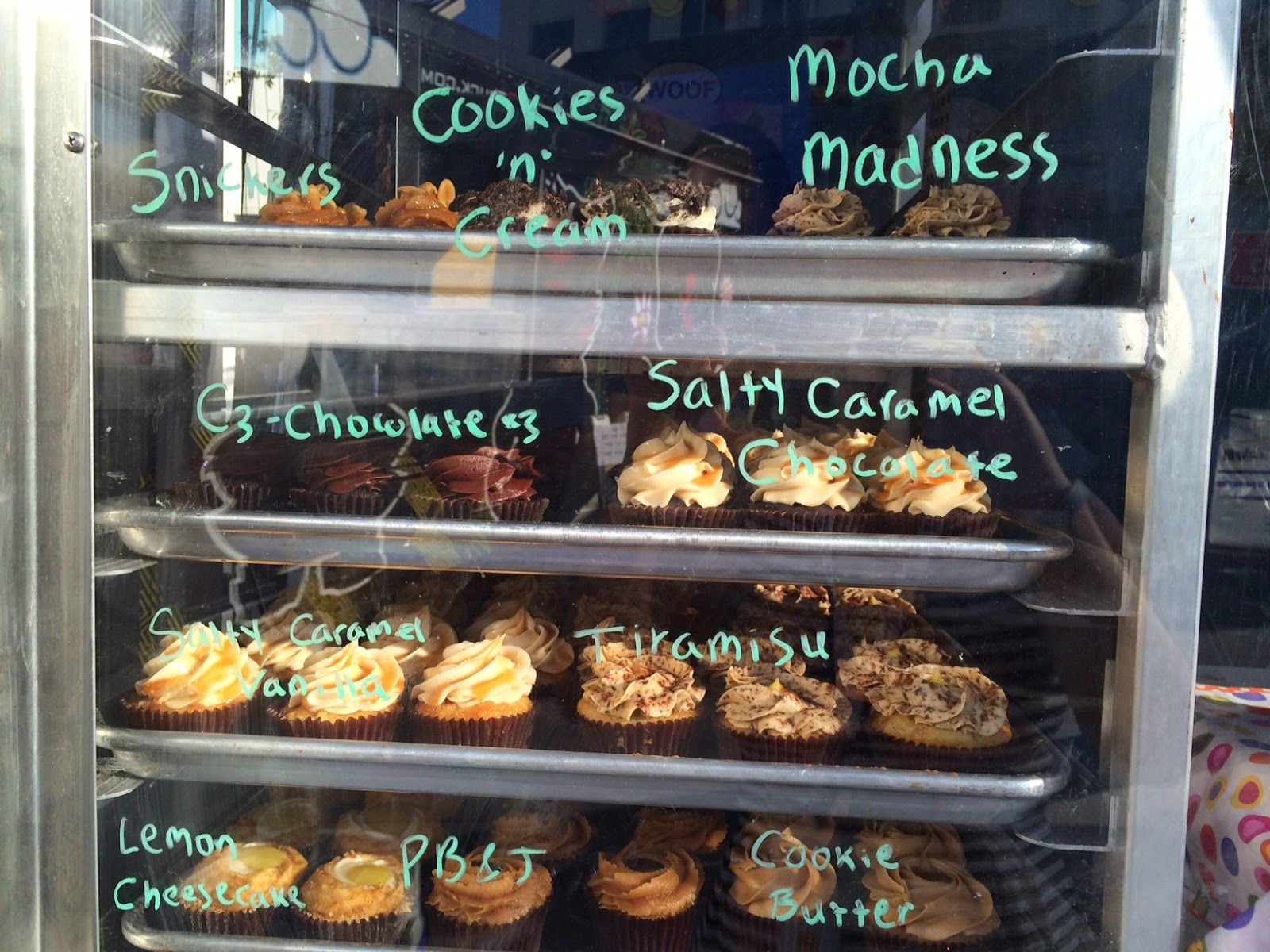 The Pastry Chefs Baking Food Truck Review Fairy Cakes