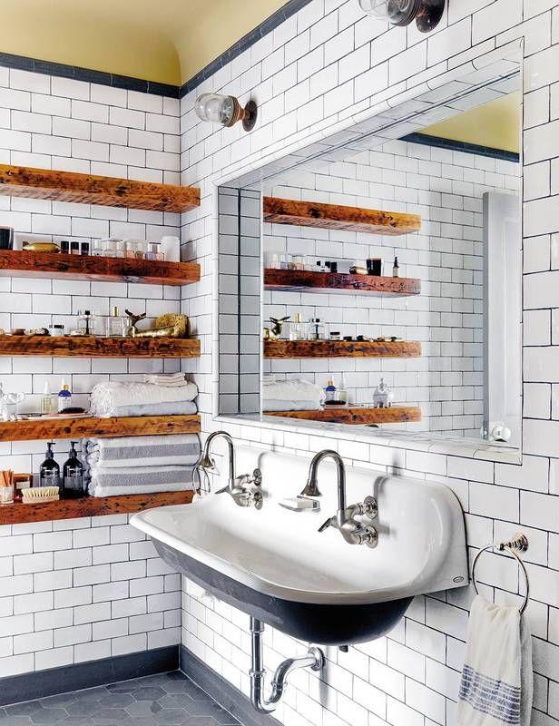 The Best Bathrooms Of 2016 Small Bathroom Small Bathroom