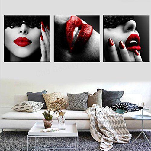 omgo triptyque dessin d 39 ornement tableau d coratif mural. Black Bedroom Furniture Sets. Home Design Ideas