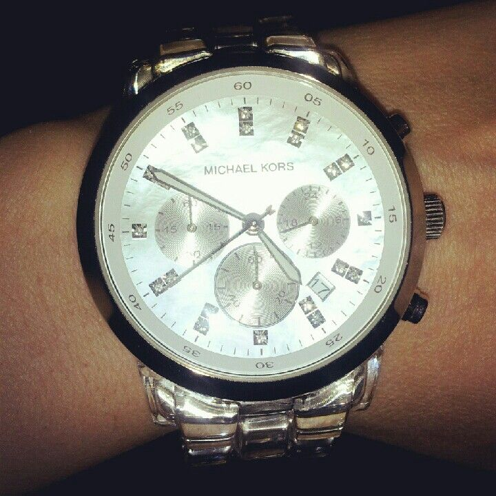 Michael Kors Clear. One of my best finds