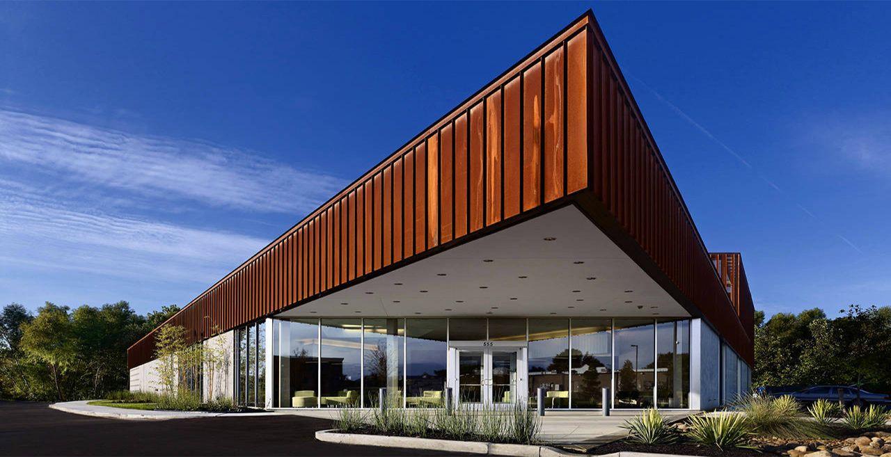 Memphis Veterinary Specialists Healthcare Architecture Veterinary Architecture