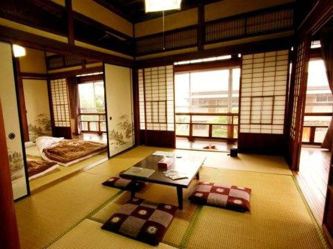 Beautiful Traditional Japanese House Bedroom